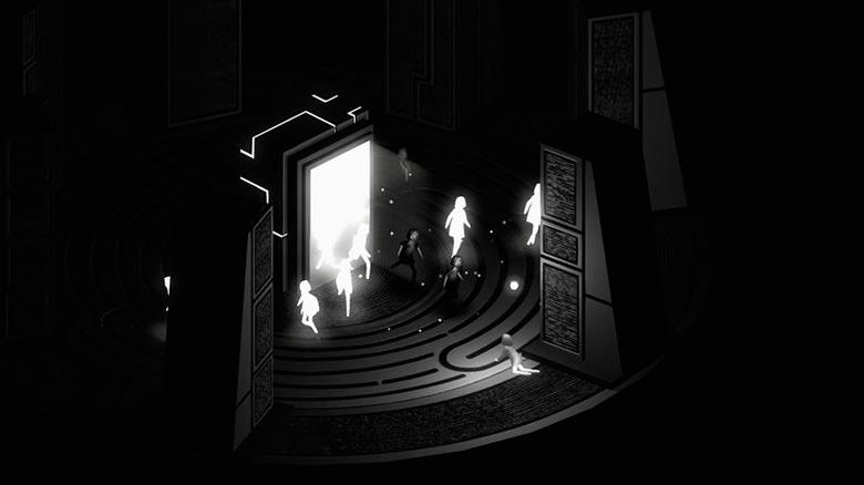 «Fracter» – путешествие по лабиринтам света и отражений