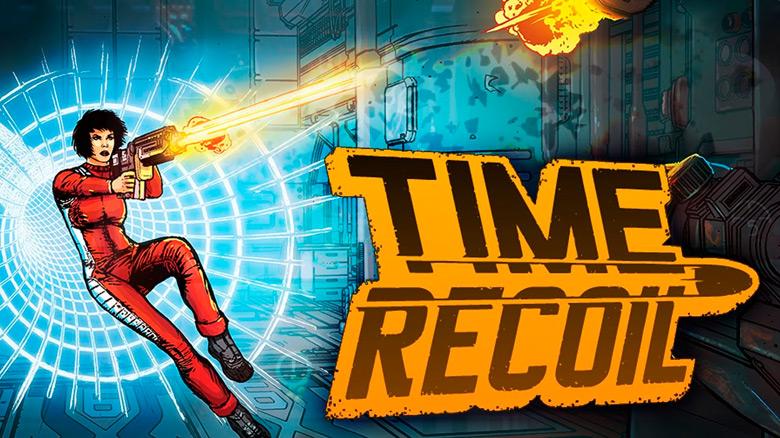 10tons опубликовала трейлер «Time Recoil» для iOS