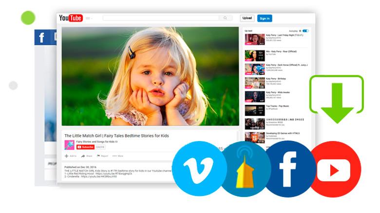 Быстрый способ скачать видео с YouTube и не только