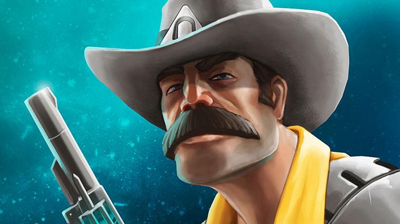 Анонс дополнения «Ava Storyline» для «Space Marshals 2»