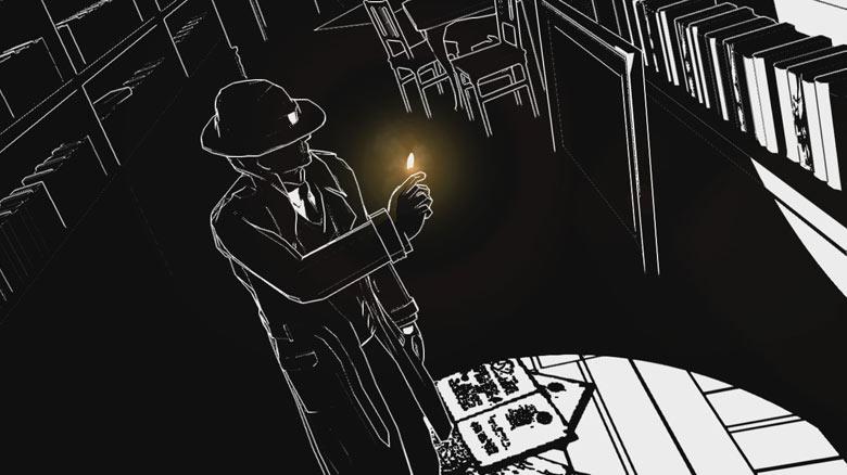 Анонс порта нуар хоррора «White Night» от Playdigious