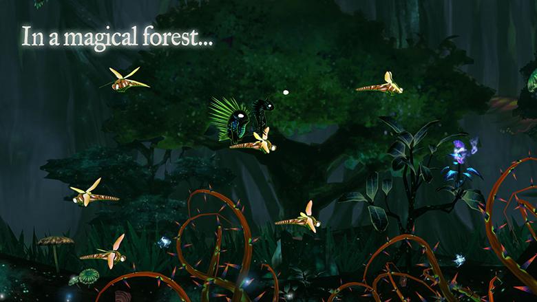 Проход в чудесный лес «CreaVures» уже открыт. Совершенно бесплатно