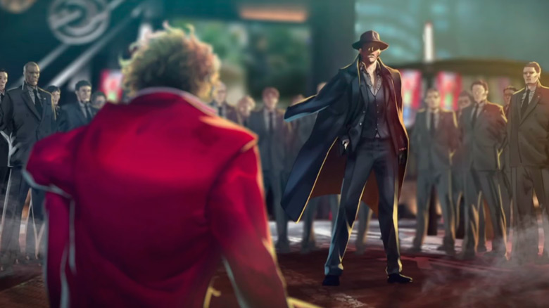 Sega показала геймплей «Yakuza Online»