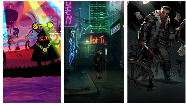 7 лучших игр для iPhone и iPad за август 2017