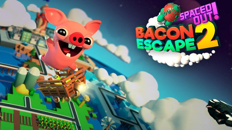 «Bacon Escape 2»: Illusion Labs выпустила продолжение популярной аркады