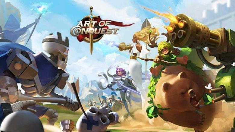 Состоялся релиз стратегии Art of Conquest для iPhone и iPad