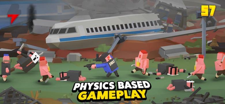 Необычная «Agent Wonky» от создателя «Tap Hero» доступна для загрузки