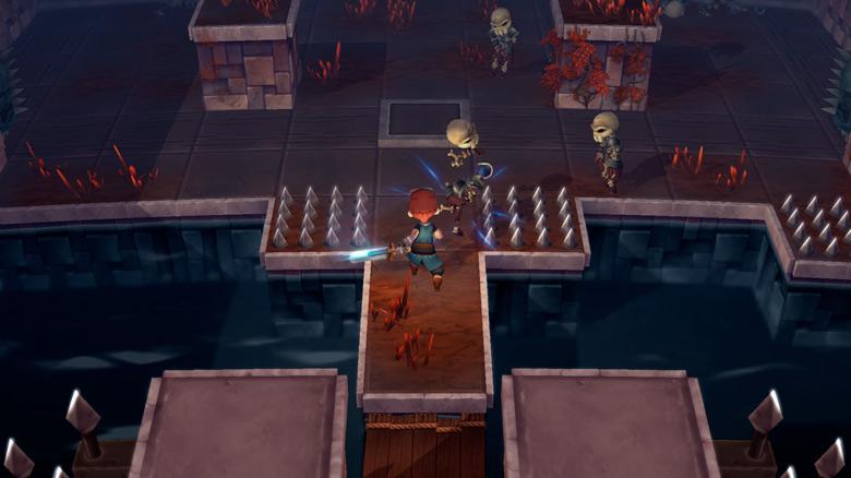 Продолжение уникальной игры «Evoland 2» появится на iOS на следующей неделе