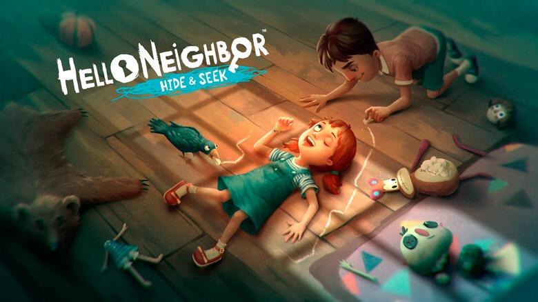 «Hello Neighbor: Hide And Seek» стала доступна для предзаказа