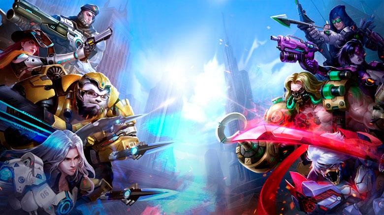 Релиз Hero Mission, клона популярной Overwatch