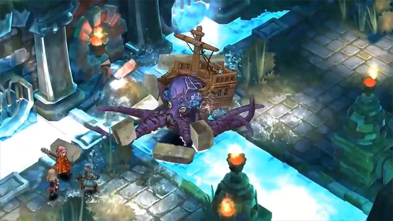 «Spiritwish» — дебютная RPG от начинающей студии под издательством Nexon Korea