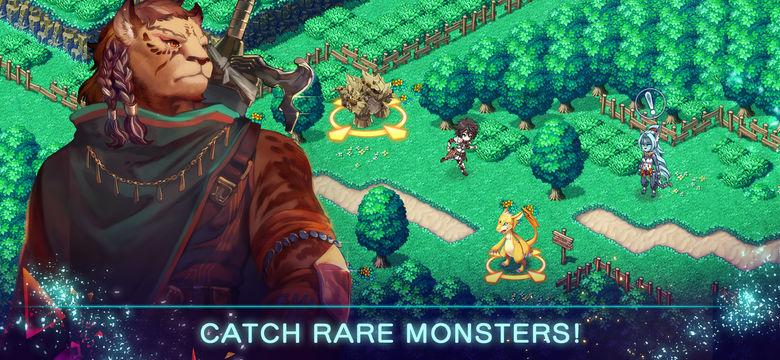 Новая RPG о коллекционировании монстров «Evertale» появится в феврале [предзаказ]
