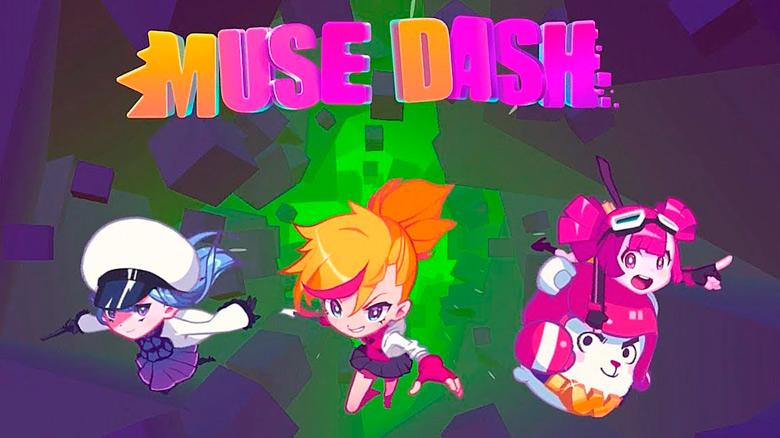 Вышло первое крупное обновление для ритм-игры «Muse Dash»
