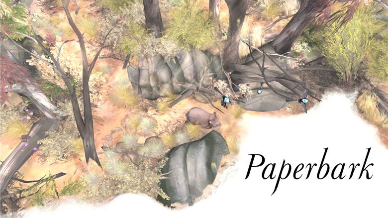 Игра с необычным визуальным стилем «Paperbark» доступна для предзаказа