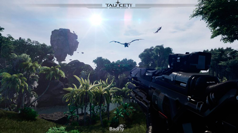 Анонс «TauCeti Unknown Origins» от BadFly Interactive