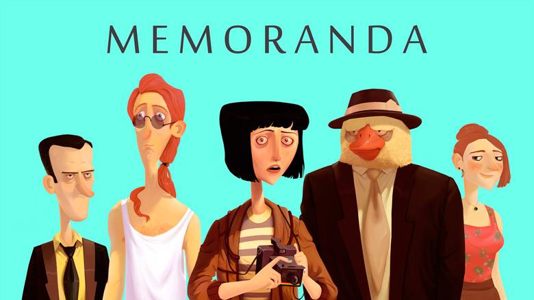 «Memoranda» – сюрреалистический адвенчур, в духе произведений Харуки Мураками