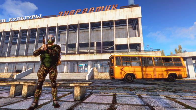 «Radiation City»: большой открытый мир, хорошая графика и Припять