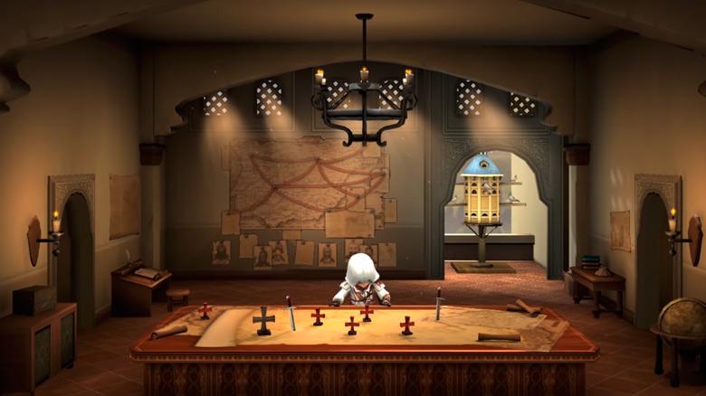 Ubisoft открыла предварительную регистрацию на «Assassins Creed: Rebellion»
