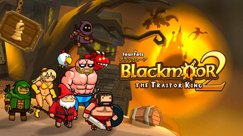Платформер «Blackmoor 2: The Traitor King» появится первого ноября [предзаказ]