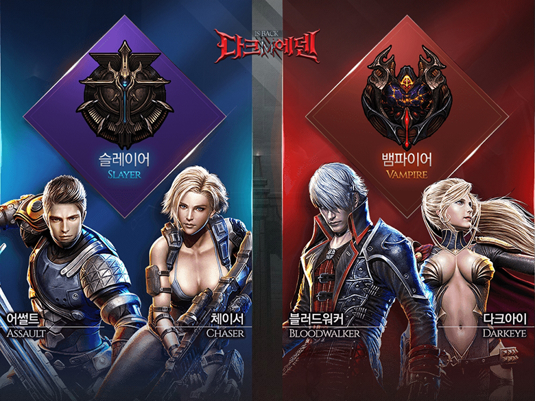 «Dark Eden M»: мобильная адаптация классической корейской MMORPG (+трейлер)