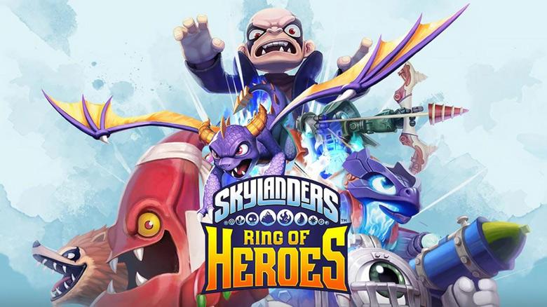Открыта предварительная регистрация на «Skylanders: Ring Of Heroes»