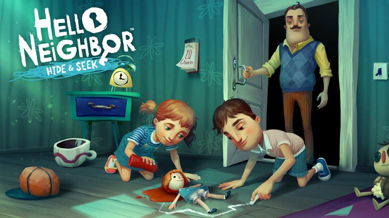«Hello Neighbor: Hide And Seek» – приквел игры, в котором расскажут все, что вам надо знать о соседе