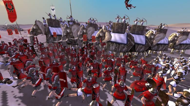 «ROME: Total War» – пришёл, увидел, победил