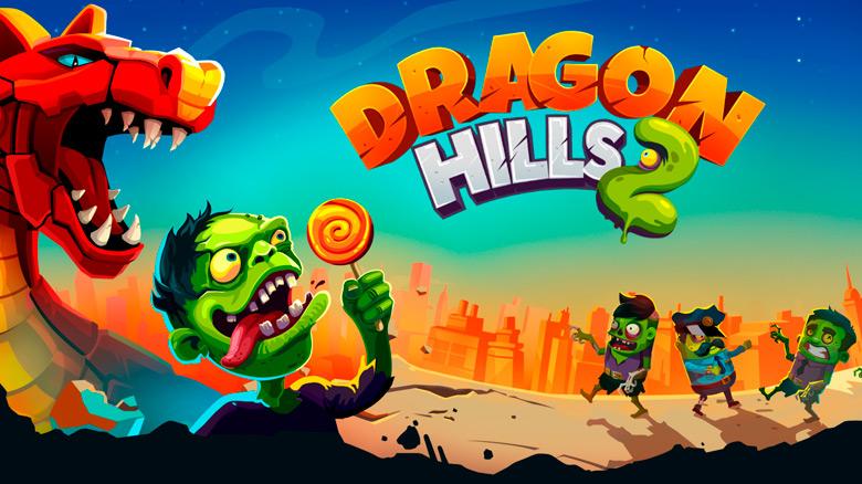 Анонсировано продолжение веселого раннера — «Dragon Hills 2»