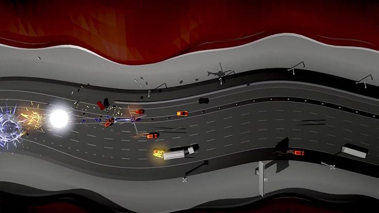 «Speed Demons»: смерть на колёсах