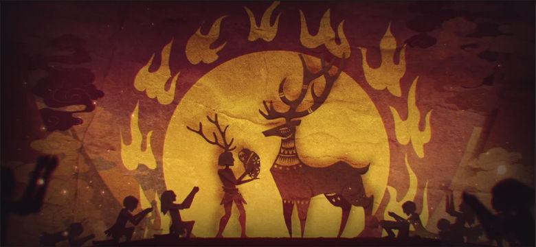 «Нишаньская шаманка» – танцы с бубном в китайском аду