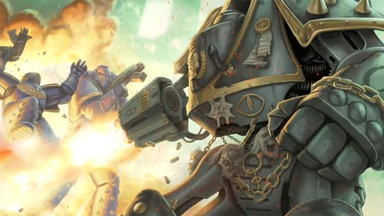 «The Horus Heresy: Legions»: гражданская война уже началась!