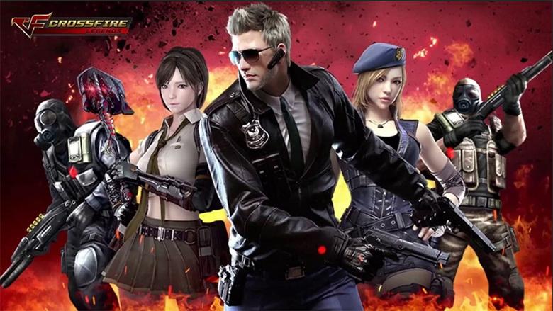 «CrossFire: Legends» теперь доступна во всём мире. Привет из 2007-го