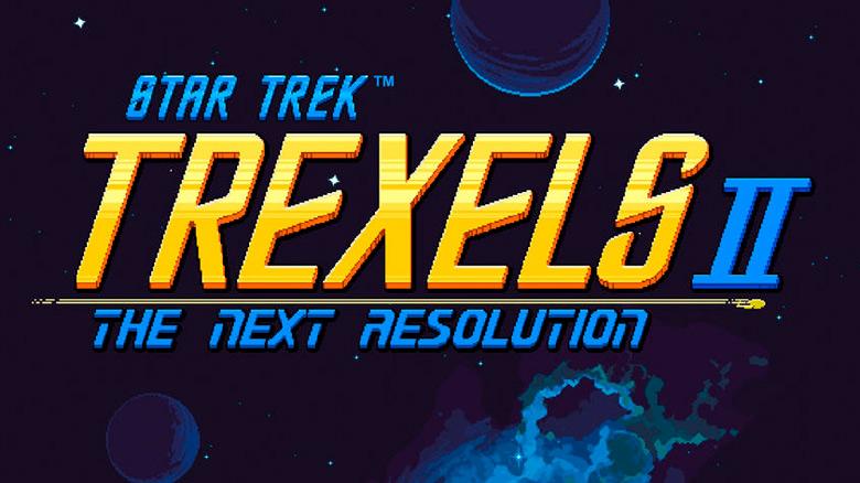 «Star Trek: Trexels 2» – бороздите космос с любимыми персонажами из сериала «Звездный Путь»