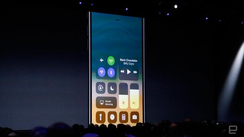 Apple представила iOS 11. Что нового