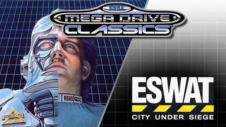 «ESWAT: City Under Siege Classic»: футуристический платформер от SEGA