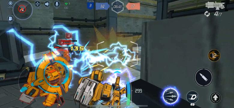 «Call Of Mini: Beyond Infinity» – ожесточенные битвы роботов