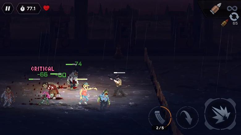 «Headshot ZD: Survivor vs Zombies Doomsday» – пиксельный зомби-апокалипсис