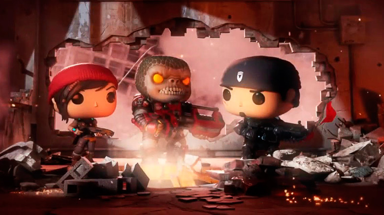 Microsoft анонсировала «Gears of War Pop» для мобильных устройств на Е3