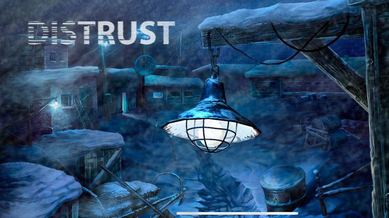 «Distrust» – экшен, вдохновлённый фильмом «Нечто», появится на iOS в феврале