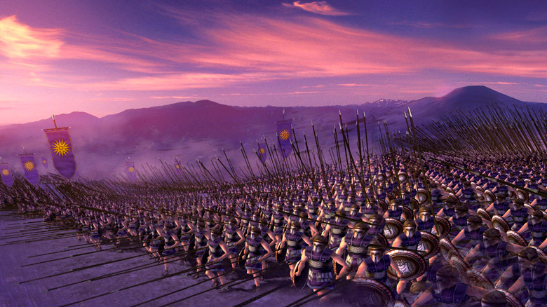 Релиз масштабного дополнения «Rome: Total War Alexandеr»