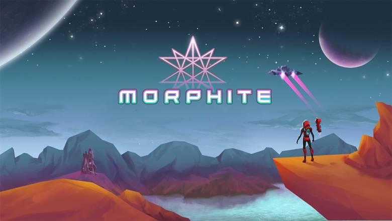 «Morphite» – путешествие по необъятной вселенной в поисках редкого минерала