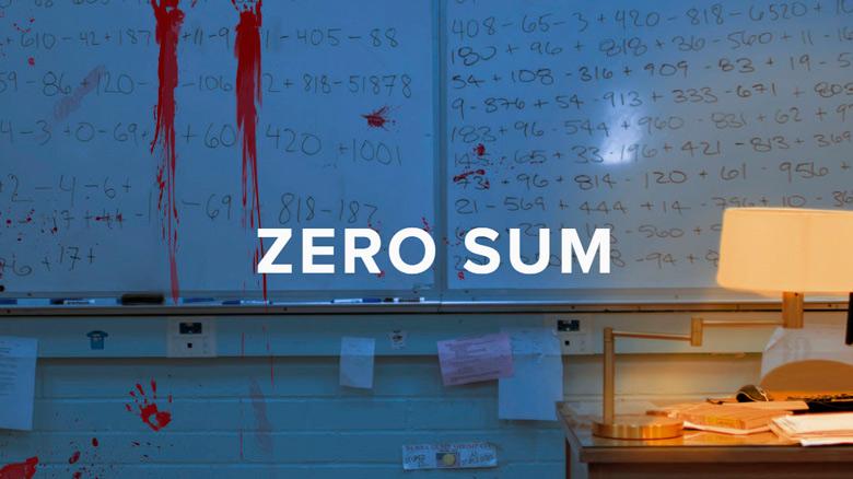 Необычная остросюжетная головоломка «Zero/Sum» выйдет в середине мая