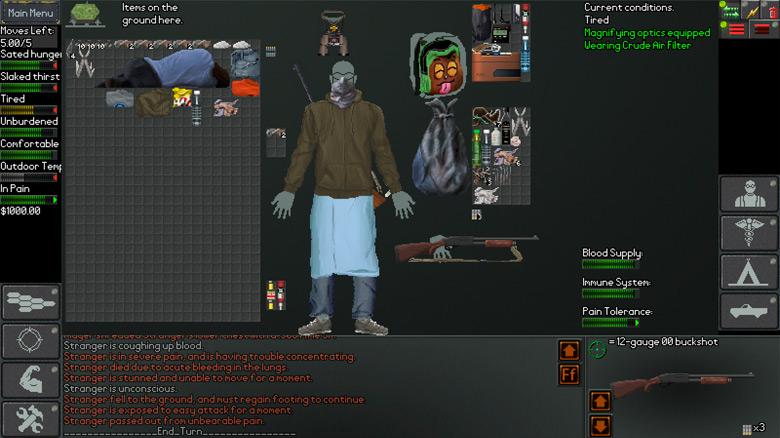 NEO Scavenger очередная выживалка в постапокалипсисе пришедшая с PC