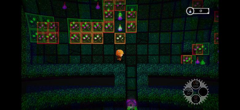 Необычная головоломка «Waking Violet» от создателей «Forma.8 Go» внезапно появилась в AppStore