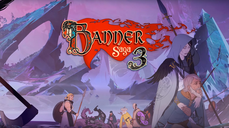 Вышел трейлер финальной части скандинавской TRPG «Banner Saga 3»