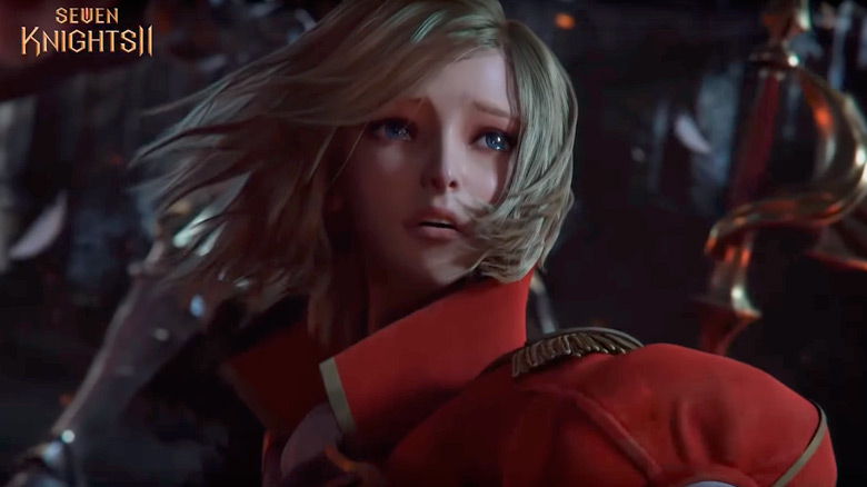 «Seven Knights II»: MMORPG с сюжетной кампанией + геймплейное видео