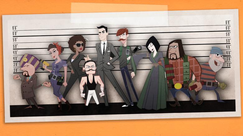 Сорвите куш в «Burgle Bros» от создателя «Paperback»