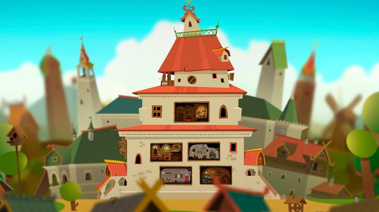 Новая игра от Disney по одноимённому фильму «Последний Богатырь: Герои Белогорья»