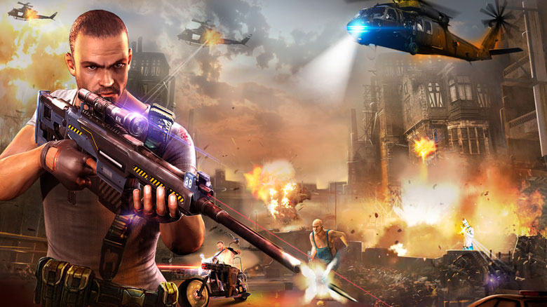 «Combat Elite: Border Wars»: во время процесса копирования закончилась краска