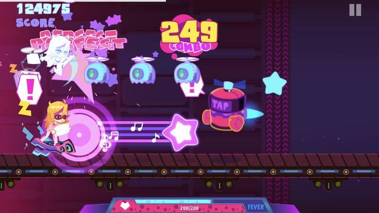 «Muse Dash» – увлекательная ритм-игра для начинающих